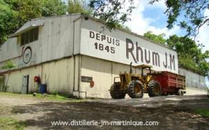 Distillerie rhum JM