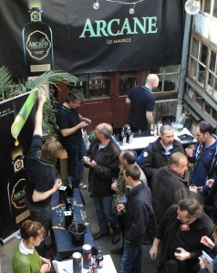 Rhum Fair 2012 - rhum Arcane