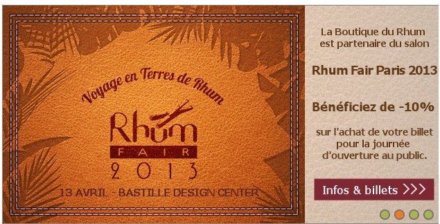 salon rhum fair Paris 2013