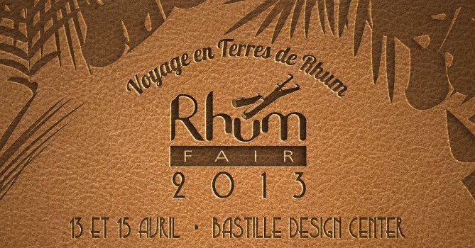 Rhum Fair Paris 2013