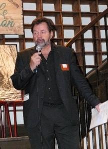 Président du jury rhum fair awards 2013