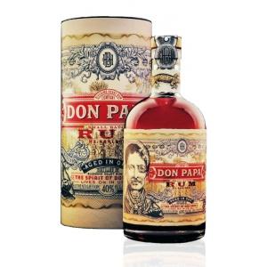 Rhum Don Papa - Idée cadeau de noël