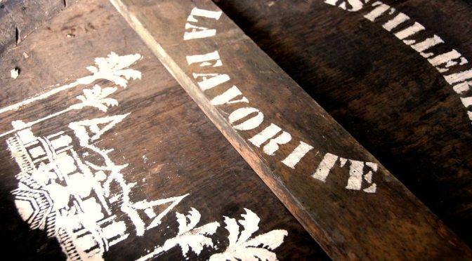 La Favorite : L'une des plus anciennes distilleries de la Martinique