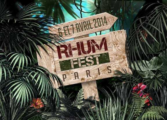 RHUM FEST Paris 2014