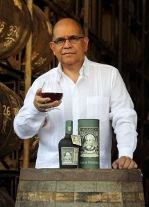 Tito Cordero - rhums Diplomatico