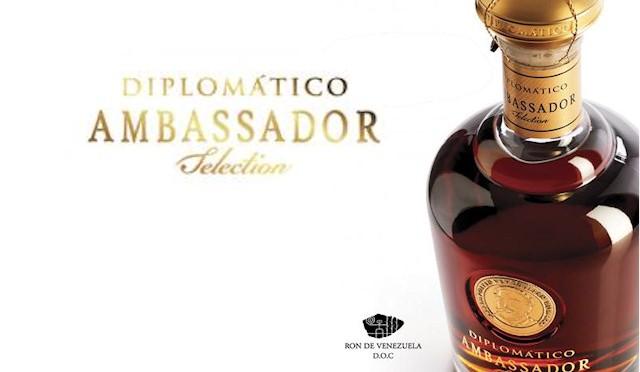 Rhum prestigieux : Diplomatico Ambassador