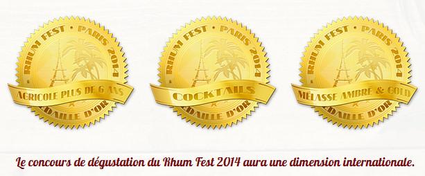 rhum fest awards 2014 rhum préféré