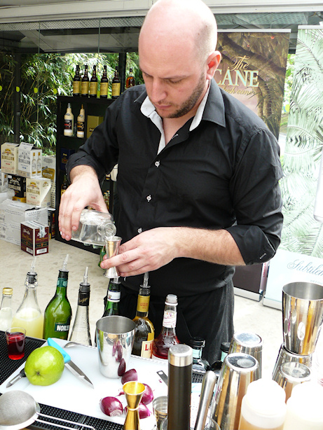 cocktail Arcane blanc