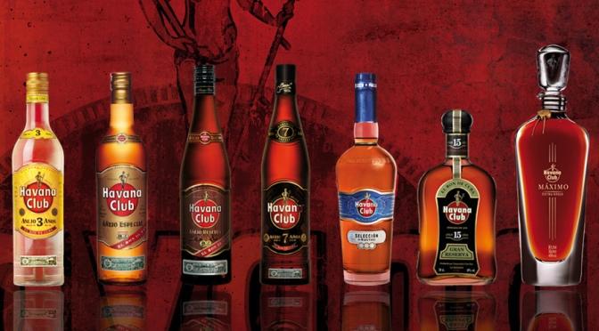 Histoire de la marque de rhum Havana Club