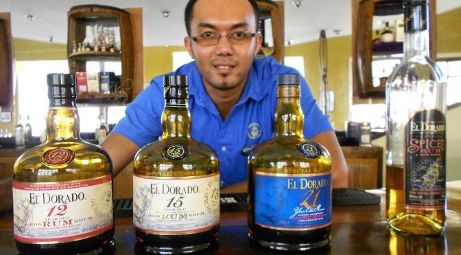 visite distillerie Demerara