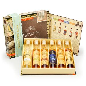 Coffret rhums Plantation