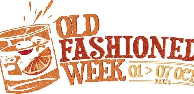 Première Old Fashioned Week en France