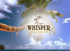 rhum whisper Antigua
