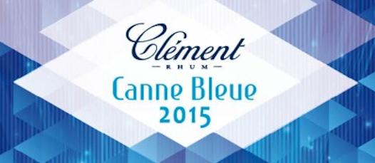 Présentation du rhum Clément canne bleue 2015