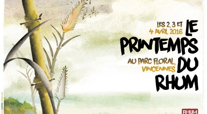 Le Rhum Fest Paris 2016 s'annonce incontournable !
