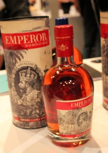 rhum emperor sherry cask finish