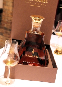 rhum chamarel single barrel 2009