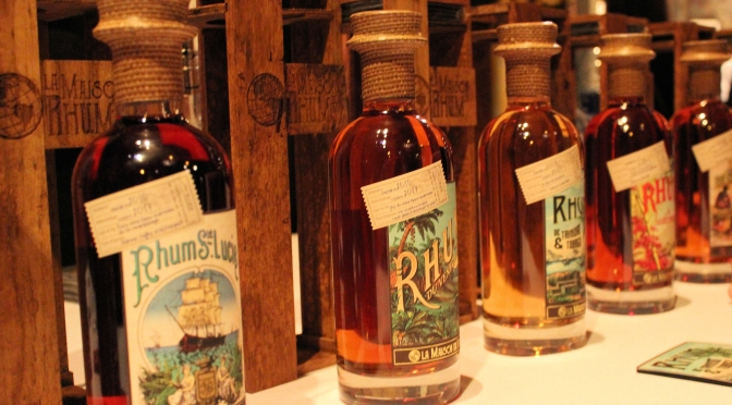 La Collection de rhums de La Maison du Rhum : une invitation au voyage