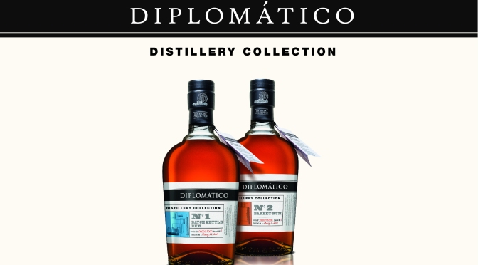 The Distillery Collection par Diplomatico