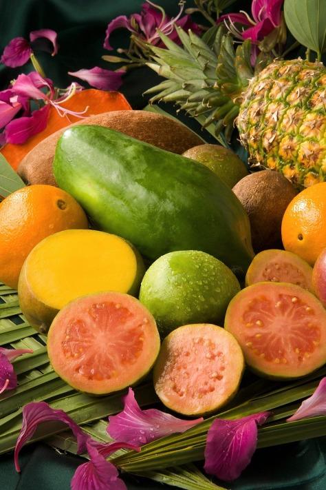 cocktail-punch-rhum-fruits-tropicaux