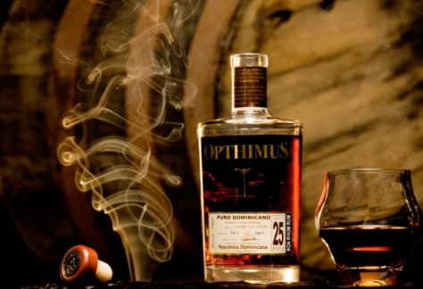 Rhum Opthimus 25 ans - Rhum de style espagnol