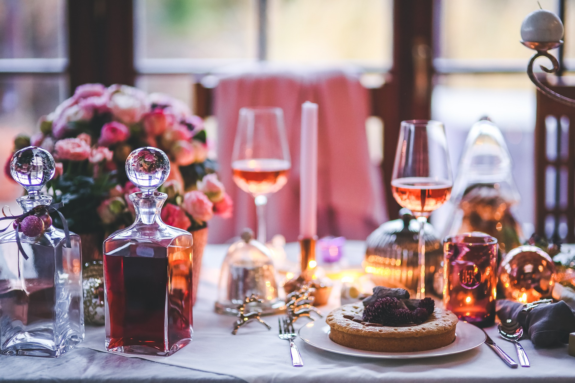 table-repas-noel-digestif-rhum