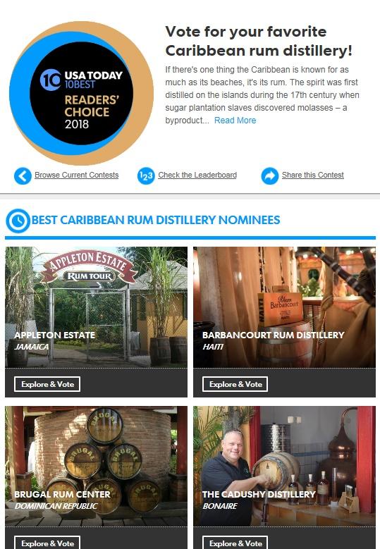 concours-meilleure-distillerie-rhum-caraibes-2018