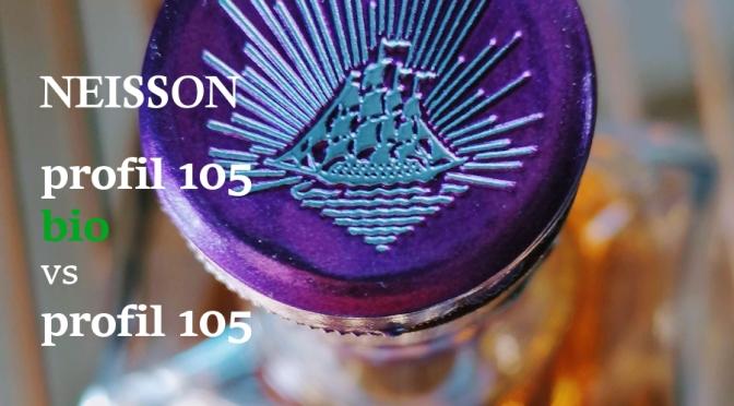 Mon avis sur rhum NEISSON Profil 105 vs Profil 105 Bio